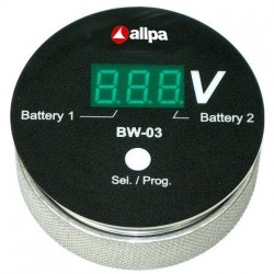 BW-03 BATTERY WATCH MONITOR - GROEN