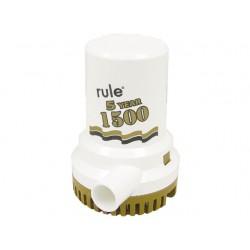 Rule 1500 gold. 12v.