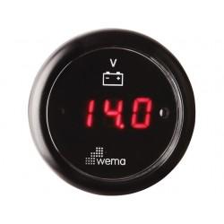 Wema voltmeter led