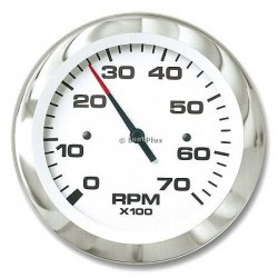 TOERENTELLER 0 - 7000 RPM- LIDO PRO -TELEFLEX-