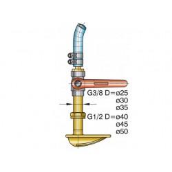 WATERSCHEPSET SCHROEFASSYSTEMEN - VETUS-