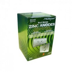 ANODE KIT ZINK VOLVO PENTA SX-A - MARTYR