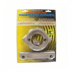 ANODE KIT MAGNESIUM VOLVO PENTA 280 - MARTYR