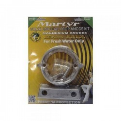 ANODE KIT MAGNESIUM VOLVO PENTA 290 DP - MARTYR