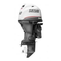 Selva 60 Pk Dorado Elektr 4-takt Langstaart PT