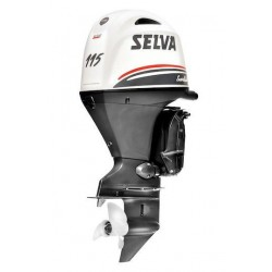Selva 115 Pk SwordFish EFI 4-takt Langstaart PT
