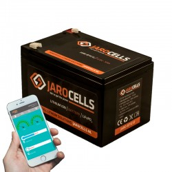 JaroCells BT12.12 Lithium IJzerfosfaat Accu