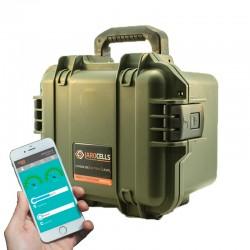Jaro-BT50.12 Portable StormCase Groen