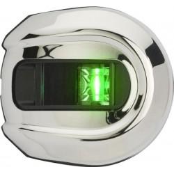 Attwood RVS LED Stuurboord zijmontage