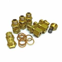 VETUS AANSLUITKIT 10 MM VOOR K30/140B EN MTC5210-MTC17510