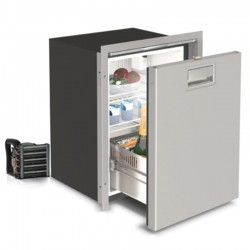 VITRIFRIGO SEA DRAWER RVS  DW42 KOELLADE