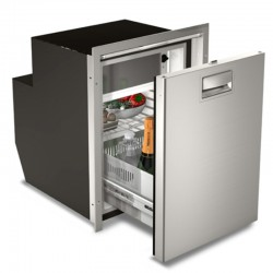 VITRIFRIGO SEA DRAWER RVS  DW51 KOELLADE