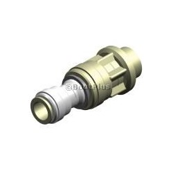 "ADAPTER 3/8"" BSP QUICK CONNECT-WHALE-"