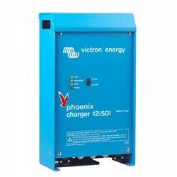 Victron Phoenix lader 12V 50A (2+1 uitgangen) 90-265V AC