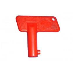 Hella rode sleutel voor...