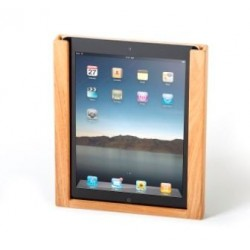 iPad houder teak