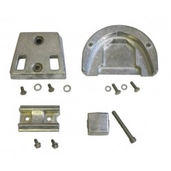 Bombardier OMC Cobra Complete Anode Kit