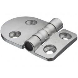 Scharnieren aluminium