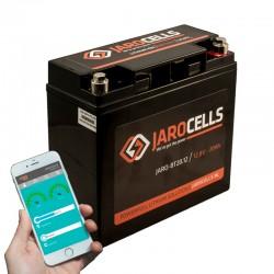 JaroCells BT20.12 Lithium IJzerfosfaat Accu