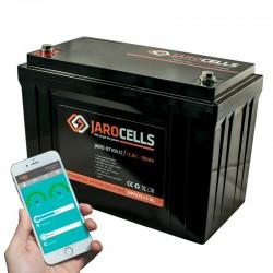 JaroCells BT50.12 Lithium IJzerfosfaat Accu