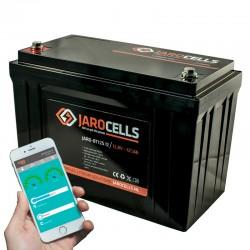 JaroCells BT125.12 Lithium Accu (als 250Ah Loodaccu)