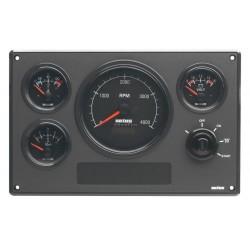 MOTORPANEEL MP34 ZWART -VETUS-