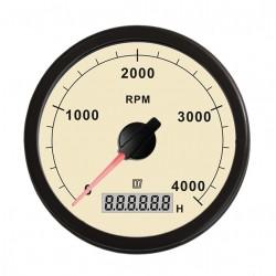 TOERENTELLER 4000 CREME 100 MM 12/24 VOLT