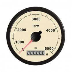 TOERENTELLER 5000 CREME 100 MM 12/24 VOLT