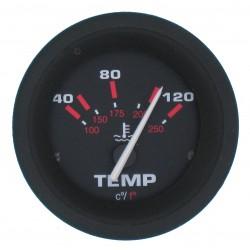 WATERTEMP METER 40-120 °C USA 60 MM -VEETHREE AMEGA