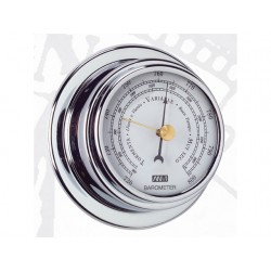 ANVI BAROMETER 95MM CHROOM