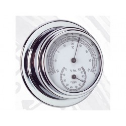 ANVI THERMO - HYGROMETER 95MM CHROOM