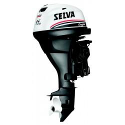 Selva 15 Pk KingFish Handstart 4-takt Kortstaart