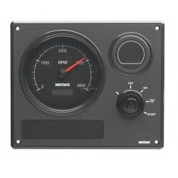 MOTORPANEEL MP21 ZWART -VETUS-