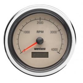TOERENTELLER MET LCD URENTELLER 0-4000 RPM -VETUS-