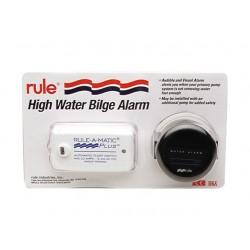 Rule hoogwater alarm