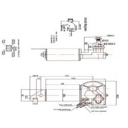 Charlie Ruitenwissermotor 53 MM 24V -ALLPA-