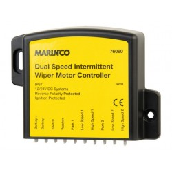 MARINCO DUAL SPEED INTERVAL CONTROLLER VOOR RUITENWISSERMOTOR