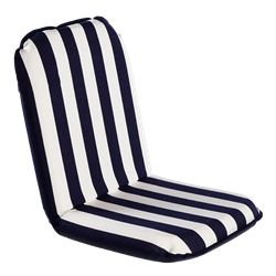 COMFORTSEAT CLASSIC REGULAR BLUE-WHITE STRIPE