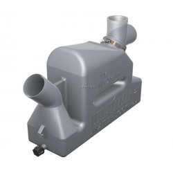 WATERLOCK TYPE LP40R - 45R - 50R -VETUS-
