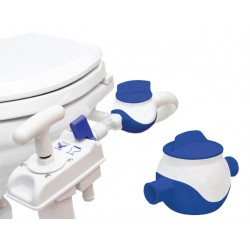 ONTSMETTINGS-UNIT TOILET (DSRU) -LALIZAS-