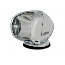 SPOTLIGHT CHROOM 100 WATT 12/24 V -MARINCO