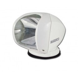 SPOTLIGHT WIT 100 WATT 12/24 V -MARINCO