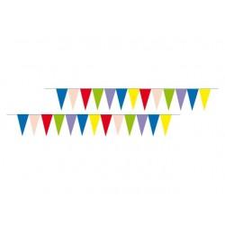 Pavoiseer-vlaggen