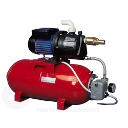 AMFA 990 WATERDRUKSYSTEEM 12V - 52 LTR/MIN BIJ 1,2 BAR