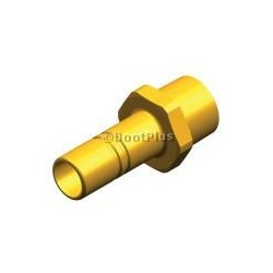 "ADAPTER 1/2"" NPT QUICK CONNECT-WHALE-"