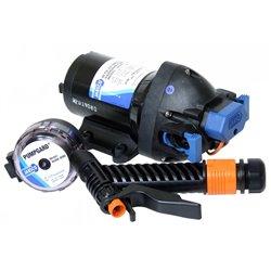 Jabsco Par-Max4 Dekwaspomp set 12V 15 l/m 50 psi