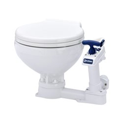 TALAMEX SUPERCOMPACT TURN2LOCK TOILET