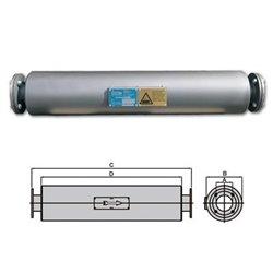 GELUIDDEMPER HM-65 / 2 1/2 INCL. MONTAGESET