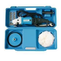 Riwax Polijstmachine 1300 Watt -800-2400 rpm