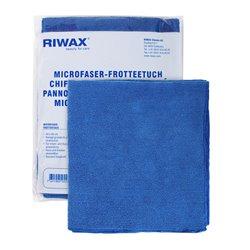 Riwax Microvezeldoek 40x40 cm Blauw